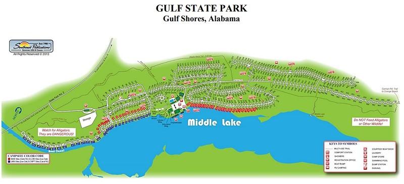 Gulf State Park (Campground)