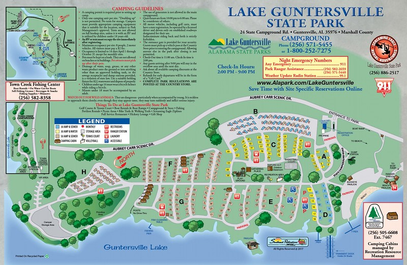 Lake Guntersville State Park (Campground)