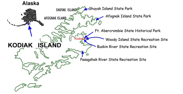 Pasagshak River State Recreation Site