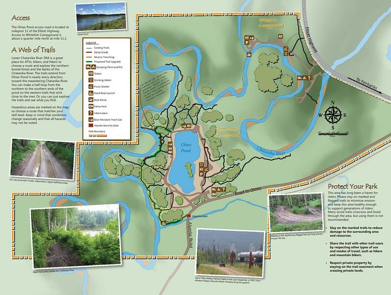Lower Chatanika State Recreation Area