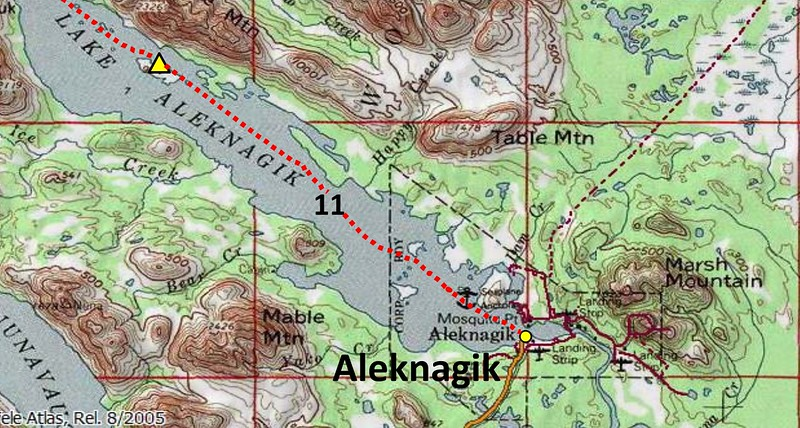 Lake Aleknagik State Recreation Site