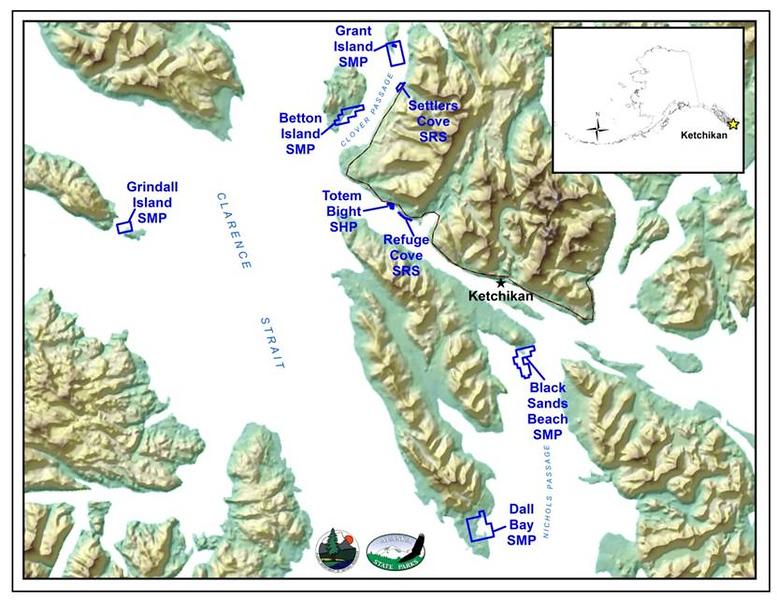 Grindall Island State Marine Park