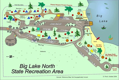 Big Lake North State Recreation Site
