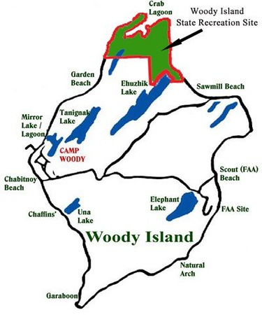 Woody Island State Recreation Site