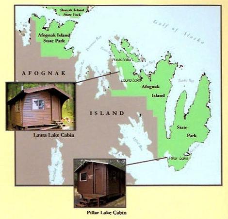 Afognak Island State Park