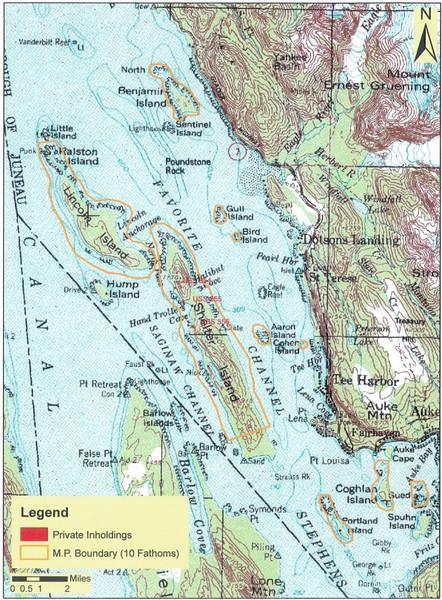 Juneau Channel Islands State Marine Park