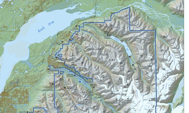 Chugach State Park (North Section)