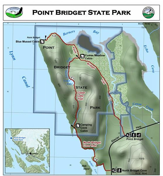 Point Bridget State Park