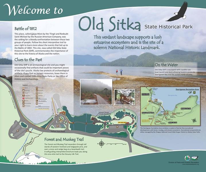 Old Sitka State Historical Park