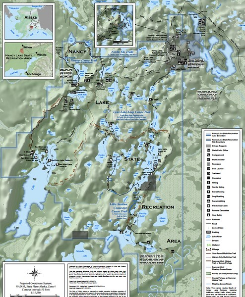 Nancy Lake State Recreation Area