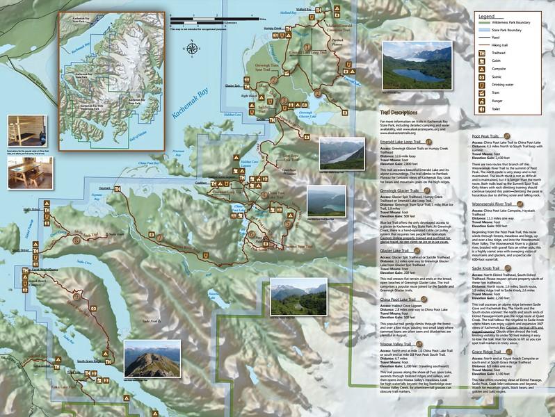 Kachemak Bay State Park & State Wilderness Park
