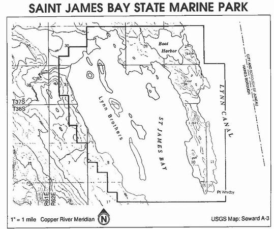 St. James Bay State Marine Park