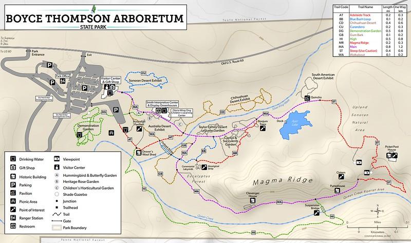 Boyce Thompson Arboretum State Park