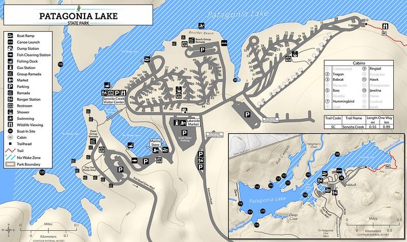 Patagonia Lake State Park
