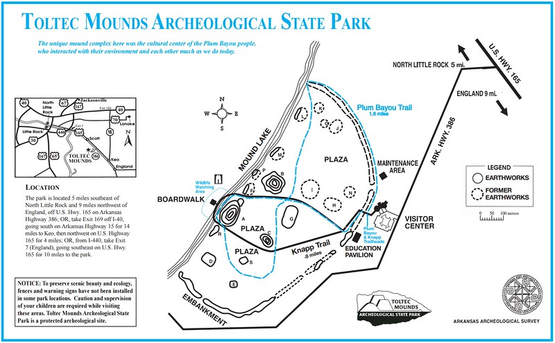 Toltec Mounds Archeaological State Park