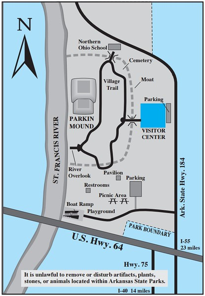 Parkin Archaeological State Park