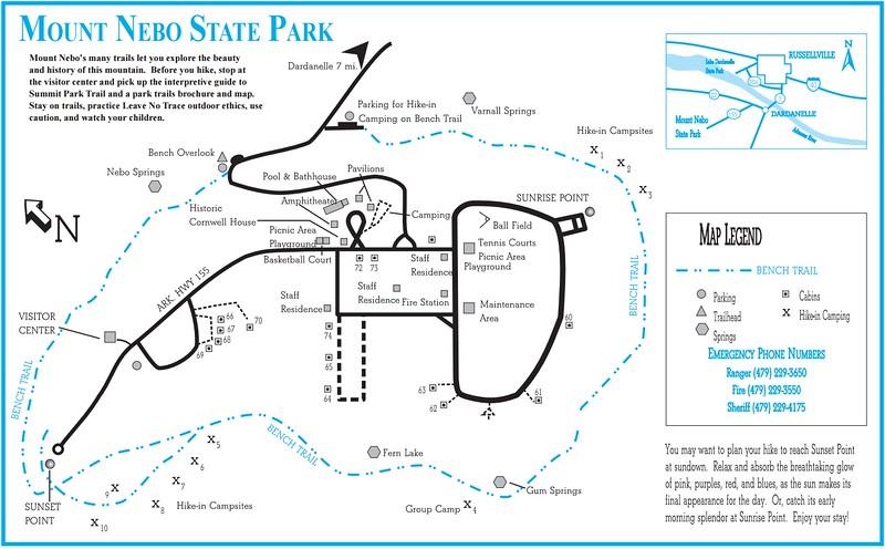 Mount Nebo State Park