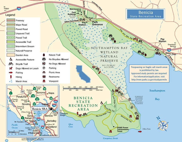 Benicia State Recreation Area