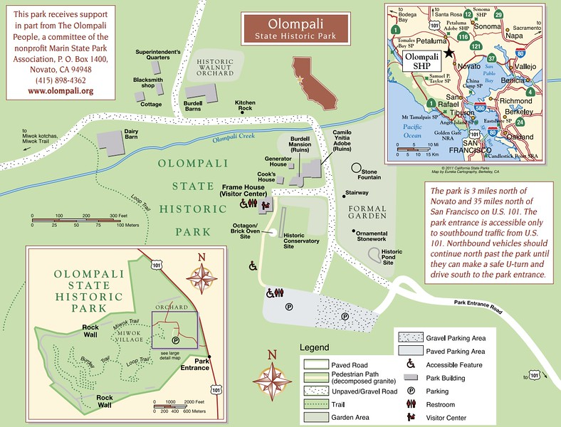 Olompali State Historic Park