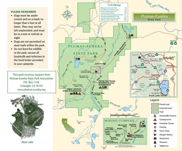 Plumas-Eureka State Park