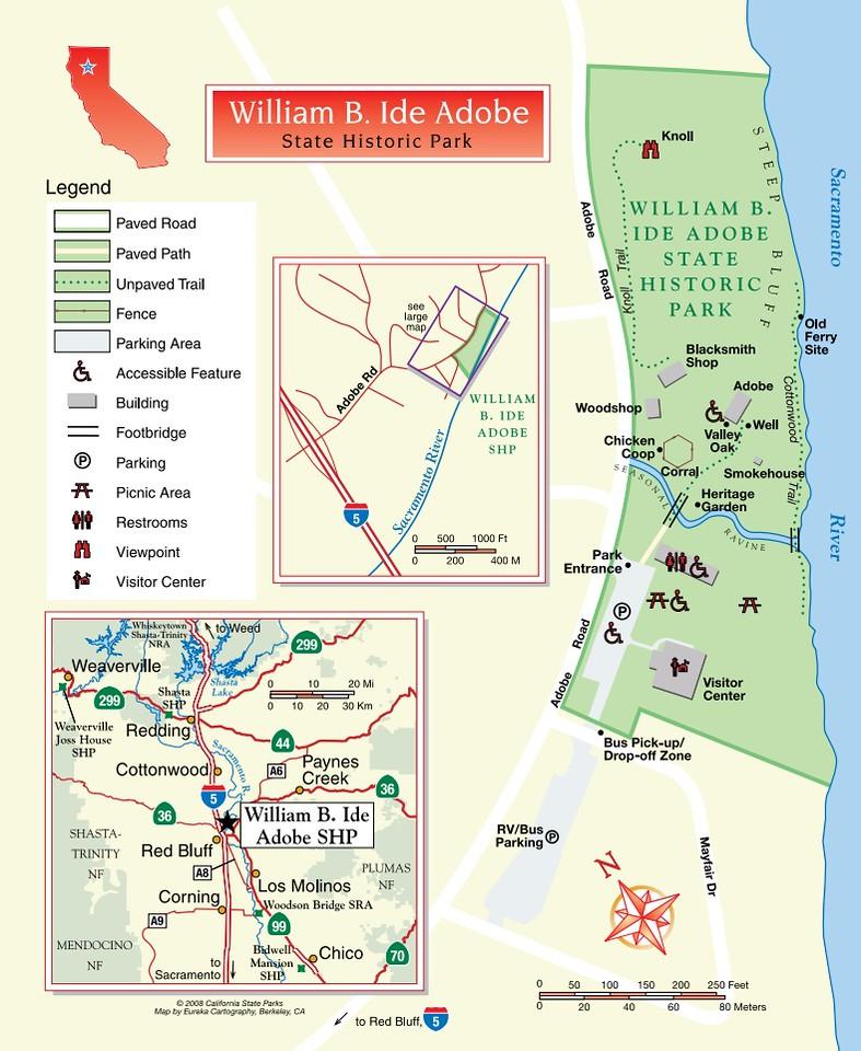 William B. Ide Adobe State Historic Park