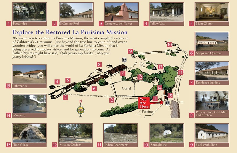 La Purisima Mission State Historic Park