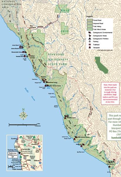 Sinkyone Wilderness State Park