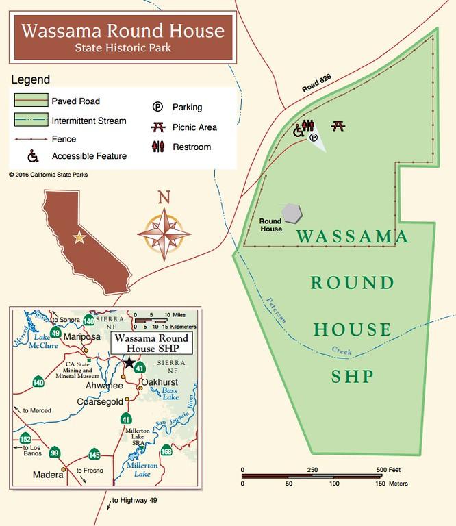 Wassama Round House State Historic Park