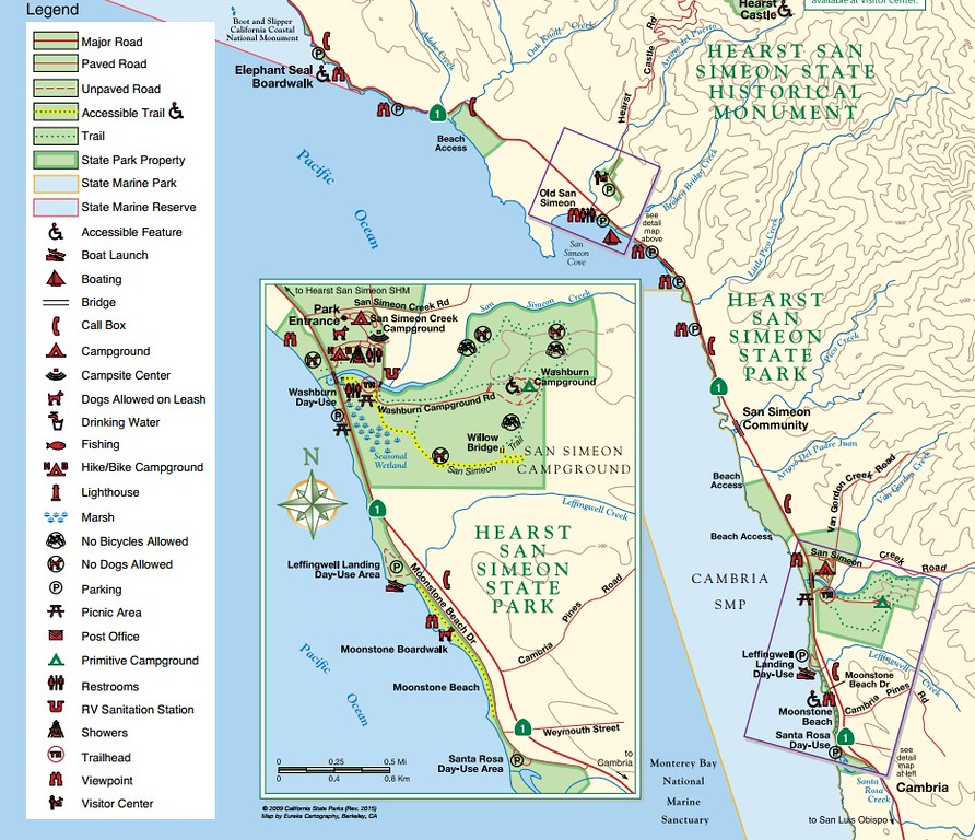 Hearst San Simeon State Park