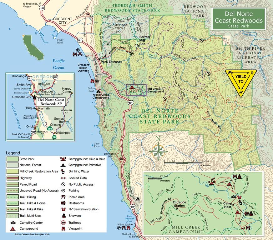 Del Norte Coast Redwoods State Park