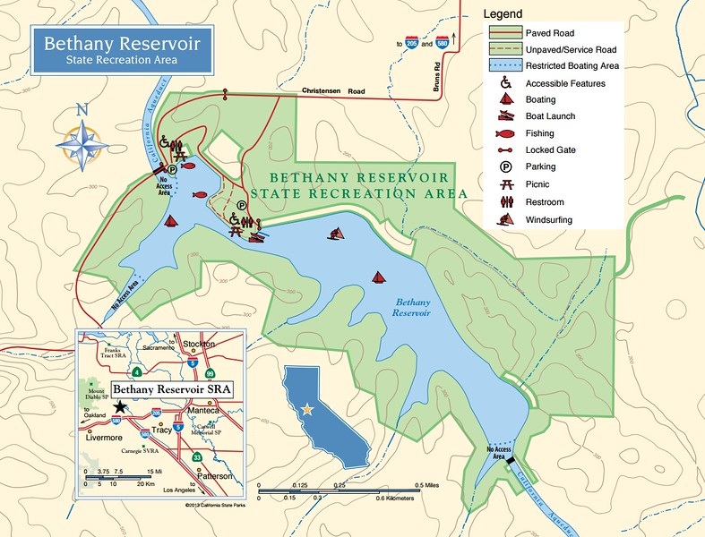 Bethany Reservoir State Recreation Area