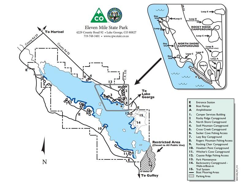 Eleven Mile State Park
