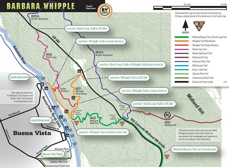 Arkansas Headwaters Recreation Area (Barbara Whipple Trail System)