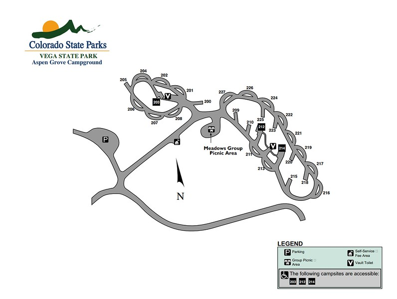 Vega State Park (Aspen Grove Campground)