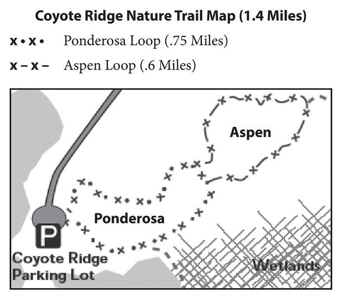 Eleven Mile State Park (Coyote Ridge Nature Trail)