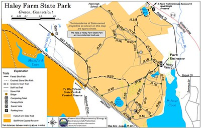 Haley Farm State Park