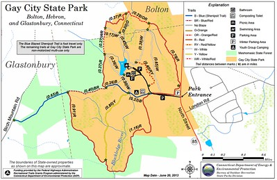 Gay City State Park