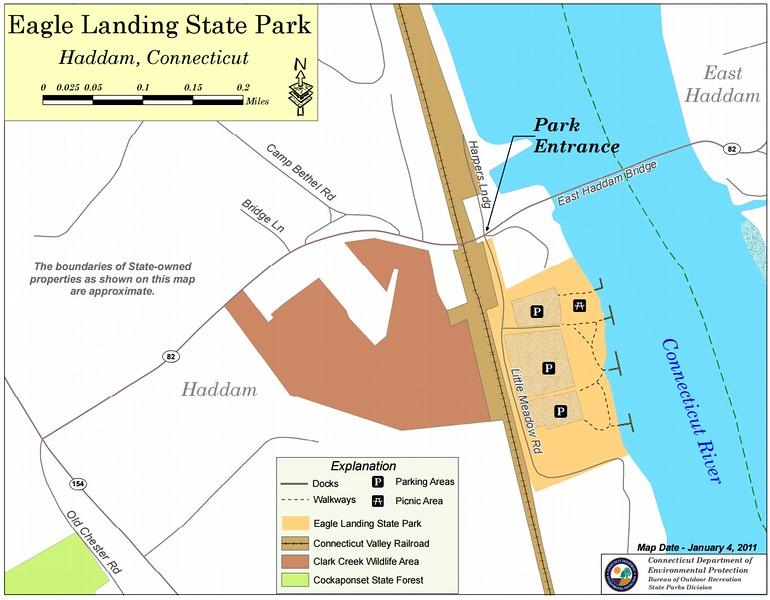 Eagle Landing State Park
