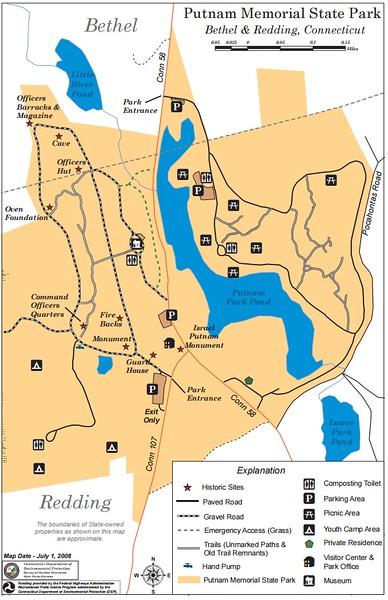 Putnam Memorial State Park