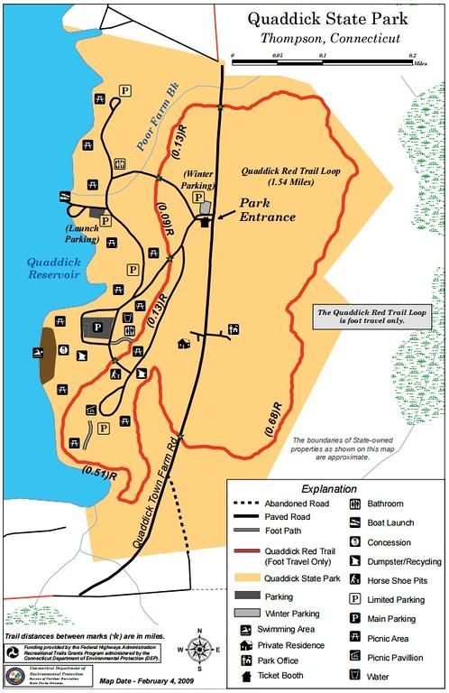 Quaddick State Park