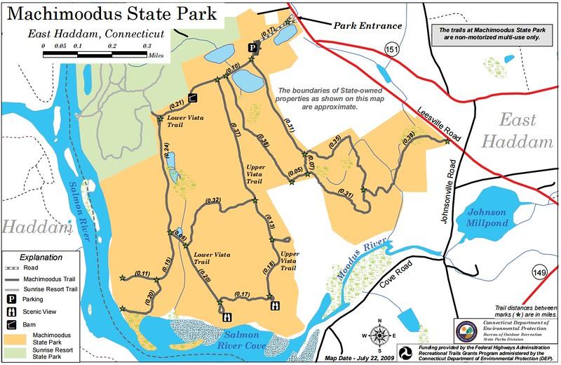 Machimoodus State Park
