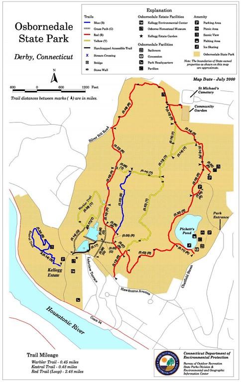 Osbornedale State Park