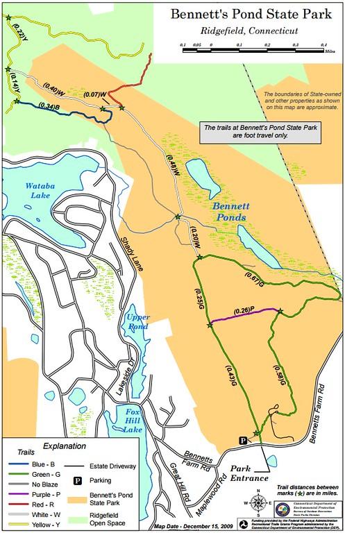 Bennett's Pond State Park