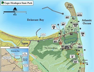Cape Henlopen State Park