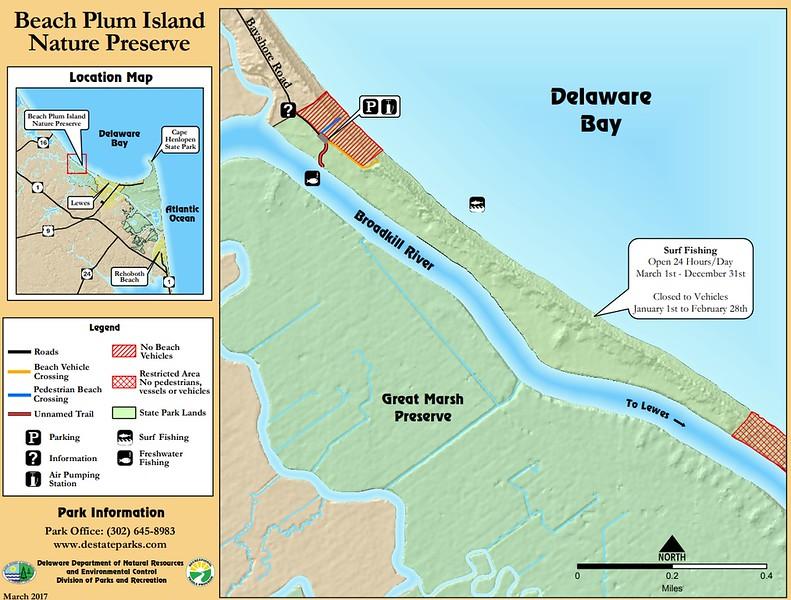 Cape Henlopen State Park (Beach Plum Island Nature Preserve)