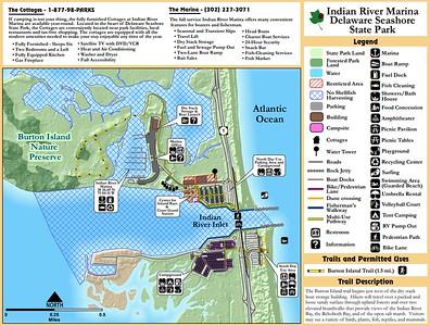 Delaware Seashore State Park (Indian River Marina)
