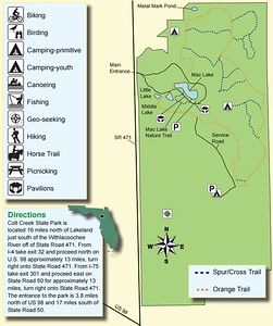 Colt Creek State Park
