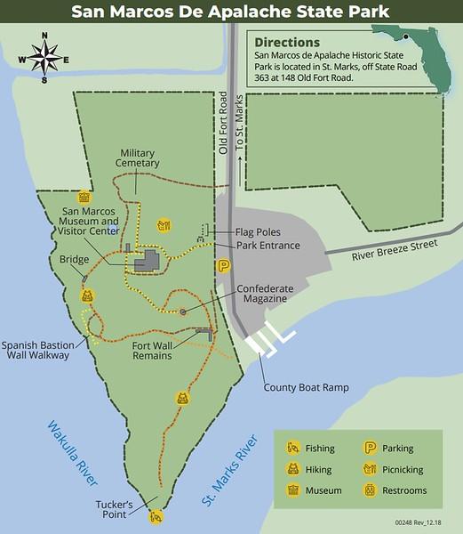 San Marcos de Apalache Historic State Park