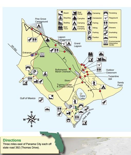 St. Andrews State Park