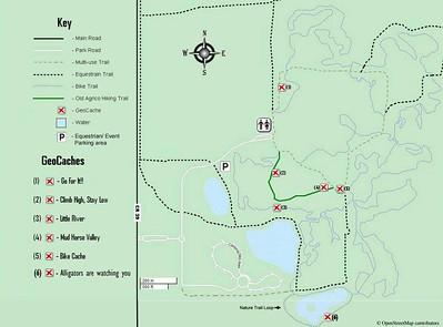Alafia River State Park (Trails)